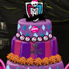 Monster High Cake  - Cake Decoration Games