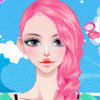 Mermaid Makeup Style - Play Free Makeover Games