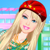 Skateboarding Barbie - Barbie Dress Up Games Online