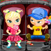 Two Cute Babies - Baby Dress Up Games