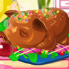 Apple Piglet Cooking Show - Play Free Cooking Games For Girls