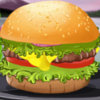 Salsa Chicken Burger - Fun Food Decoration Games