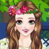 Floral Fashion Makeover - Free Makeover Games Online