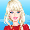 Barbie's Oversized Tops - Barbie Dress Up Games For Girls 2013