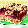 Raspberry Cookie Bars - Free Baking Games