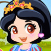 Chibi Snow White - Chibi Dress Up Games