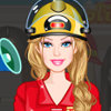 Barbie Firefighter - New Barbie Dress Up Games