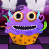 Monster Cupcakes - Food Decoration Games Online