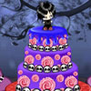 Emo Wedding Cake - Wedding Cake Decoration Games