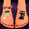 Halloween Nail Art Design - Halloween Nail Design Games