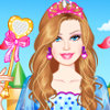 Barbie Diamonds Princess - Princess Barbie Dress Up Games