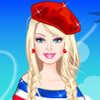 Barbie In Paris - Online Free Barbie Dress Up Games