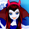 Devil Girl Dress Up - Halloween Dress Up Games
