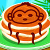 Chunky Monkey Pancakes - Play Cooking Games Online