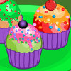 Halloween Creepy Cupcakes - Halloween Food Serving Games