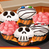 Spooky Cupcakes - Baking Cooking Games