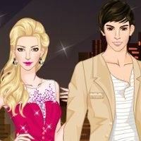 Celebrity couple dress up games