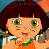 Dora Night Out - Dora Games
