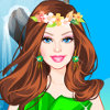 Barbie Earth Princess - Princess Dress Up Games