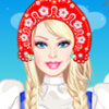 Barbie Russian Doll - Free Barbie Dress Up Games