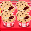 Choc-Chip Jelly Muffins - Play Cooking Games Online