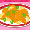 Fried Chicken Wings - Free Cooking Games For Girls