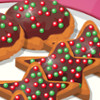 Christmas Chocolate Cookies - Cookies Cooking Games