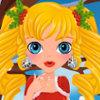Santa Baby Girl - Christmas Makeover Games For Girls