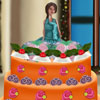 Barbie Christmas Cake  - Free Cake Decoration Games