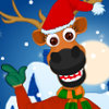 Cute Christmas Reindeer - Free Christmas Games For Girls