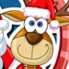 Santa's Reindeer Care - Fun Animal Care Games