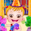 Baby Hazel New Year Party - Baby Management Games Online
