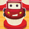 Lighting McQueen Cupcakes - Cupcake Cooking Games Online
