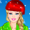 Barbie Winter Princess - New Barbie Dress Up Games