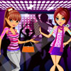 Black Light Party - BFF Dress Up Games