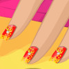Golden Nails - Nail Makeover Games