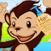 Zippy Monkey - Animal Caring Games