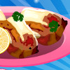 Bacon-Wrapped Shrimp - New Cooking Games Online