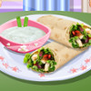Sandwich Wraps - Cooking Games Online