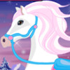 Barbie's Winter Pony - Pet Games For Girls