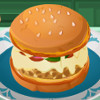 Pizza Burger - Fun Cooking Games For Girls