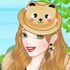 Cute Animal Hats - New Makeover Games