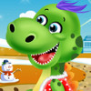 Baby Dino Spa - Free Animal Care Games