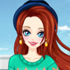 Cool College Style  - College Girl Dress Up Games