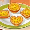 Banana Egg Tarts - Fun Cooking Games