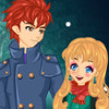 Snow Night Couple - Couple Dress Up Games Online
