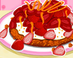 Strawberry Toffee Tart - Cooking Games For Girls