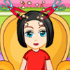 Gorgeous Tresses Salon - Hair Salon Games