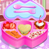Valentine's Day Lunch Box - New Cooking Games Online