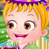 Baby Hazel Birthday Surprise - New Simulation Games For Girls